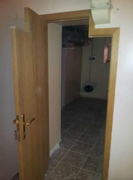 Door Gone Wrong
