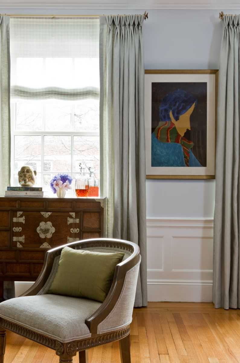 Platemark Interior Design Brookline Sally Michel