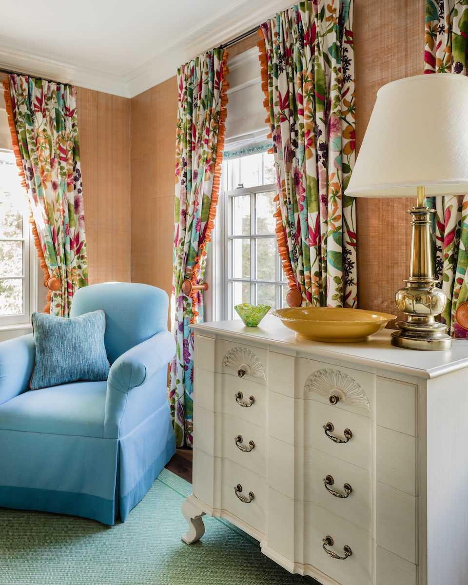 Platemark Interior Design Chatham Guest Bedroom