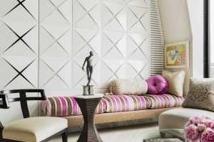 Platemark Interior Design Commonwealth Avenue Upholstered Bench 01