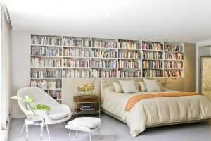 Platemark Interior Design Harvard Square Bedroom