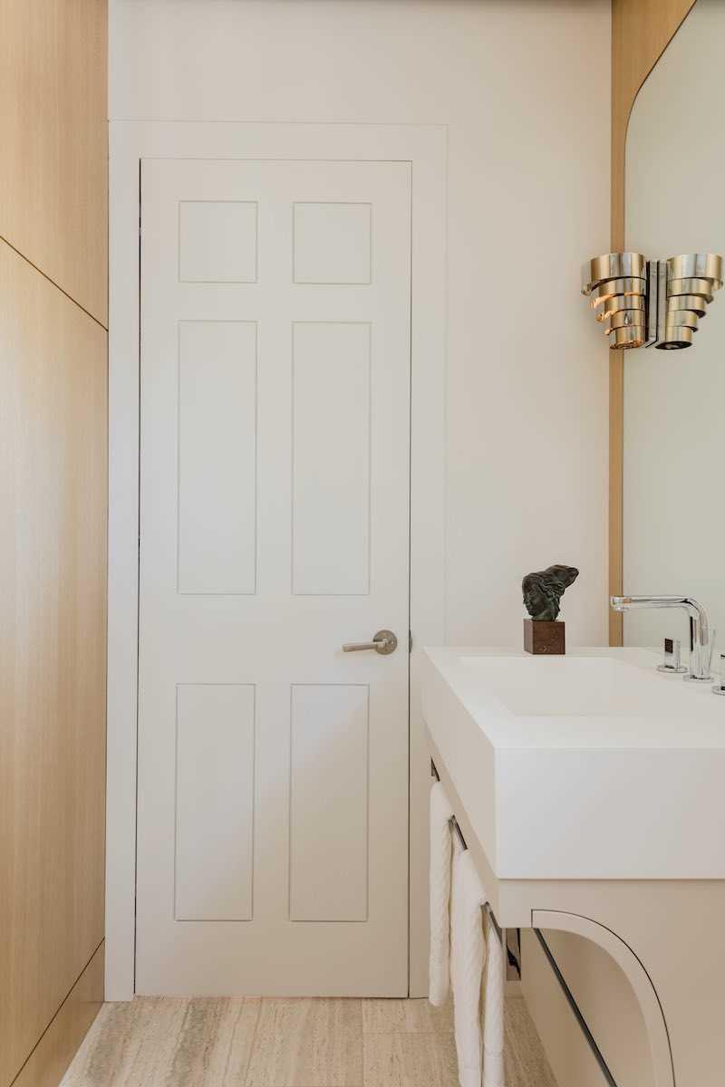 Platemark Interior Design Wellesley Powder Room Vanity 02