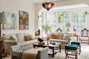 Platemark Interior Design Brattle Street Cambridge Living Room Wide