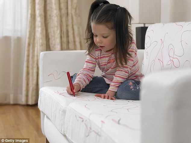 Children Ruin Furniture
