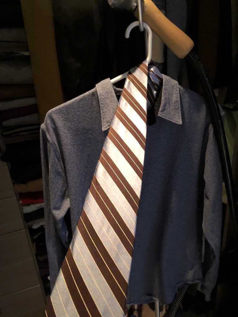 steamed-tie