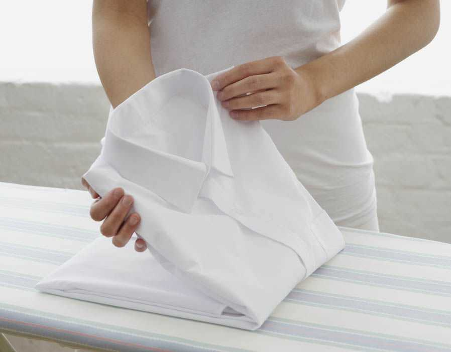 Why is Ironing So Satisfying?