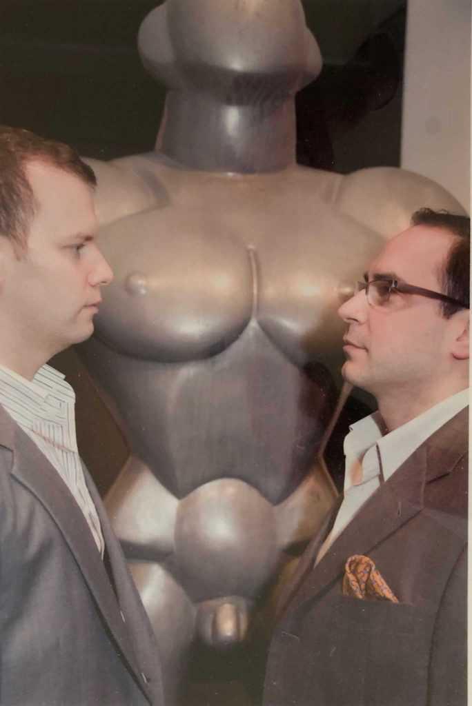 Martin Parr - Craig Tevolitz and Richard Baiano