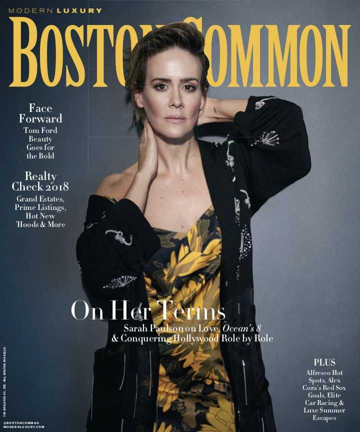 Boston Common Magazine June 2018