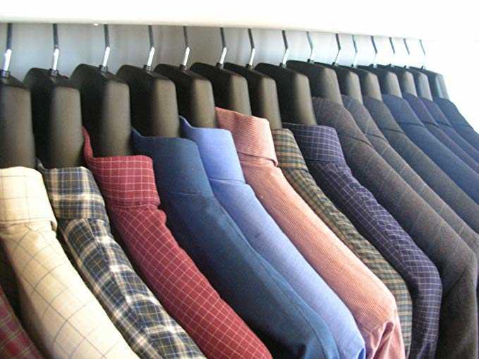 Wide Coat Hangers