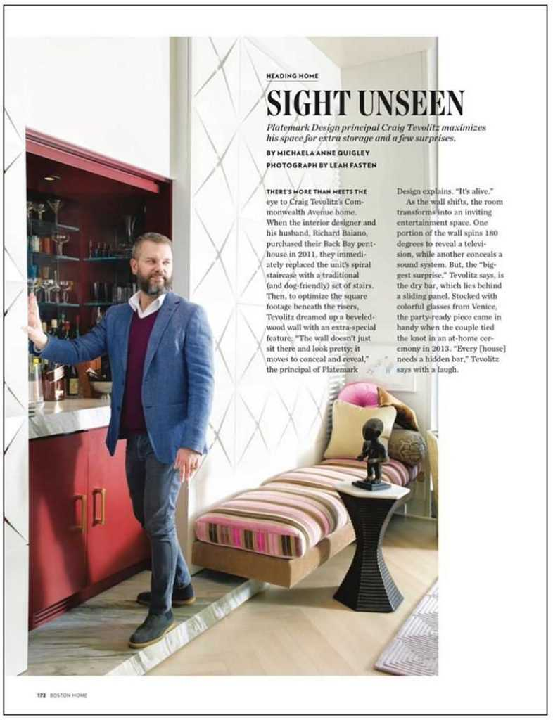 Boston Home Magazine Summer 2019