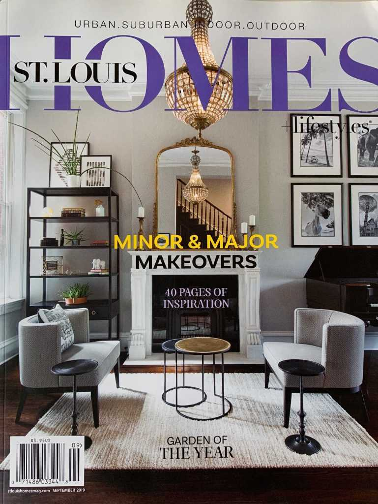 St. Louis Home Magazine September 2019
